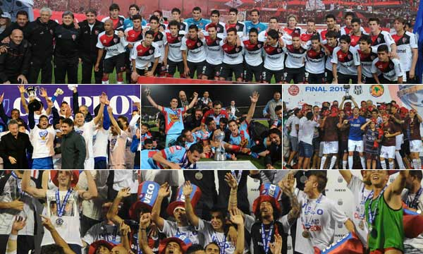 Campeones de 2013