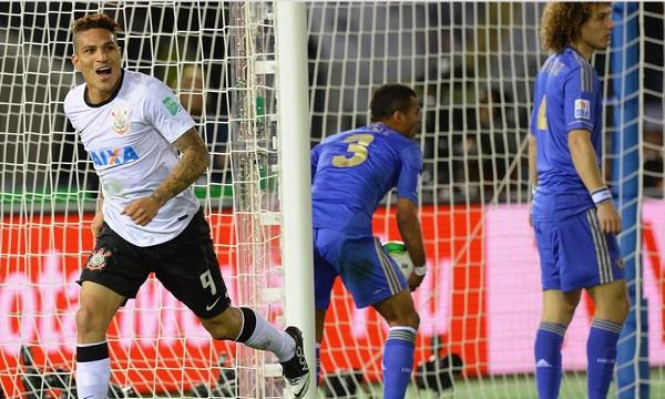 Corinthians-Chelsea