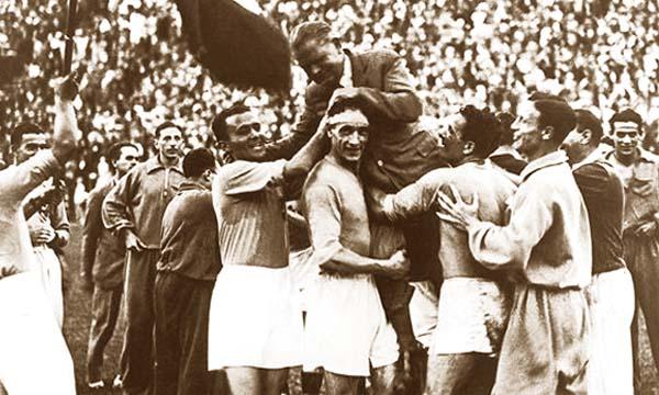 Italia campeón 1934