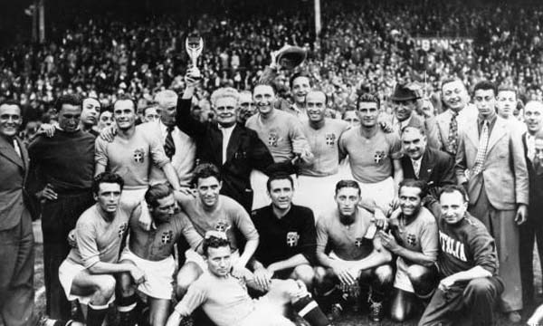 Italia campeón 1938
