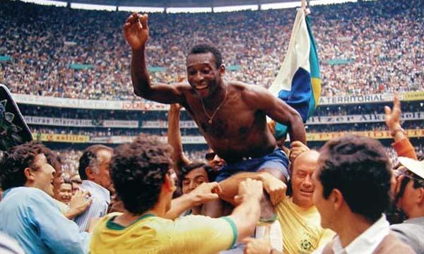 Brasil campeón en México 1970