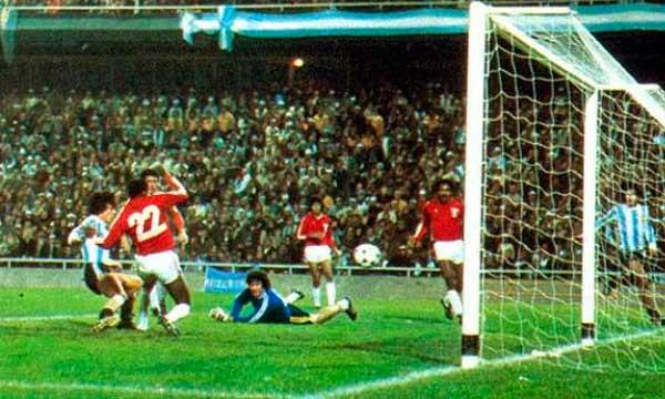 Argentina Perú 1978