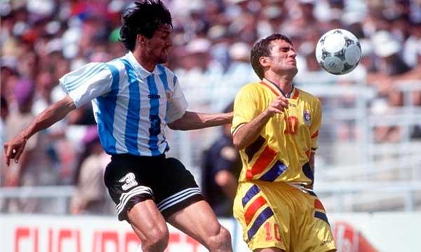 Argentina Rumania 1994