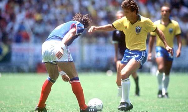 Francia Brasil 1986