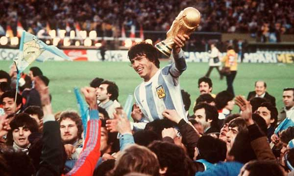 Argentina campeón 1978