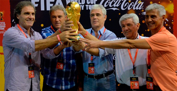 Argentina campeón del mundo