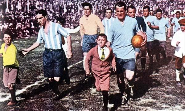Uruguay Argentina 1930