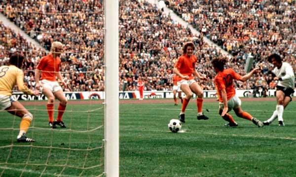 final Holanda Alemania 1974