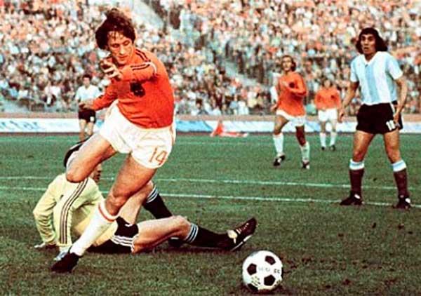 Holanda Argentina 1974