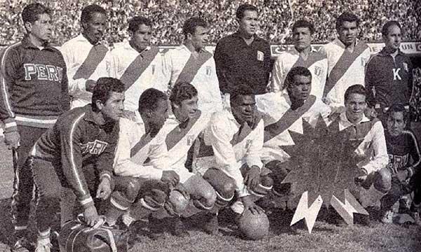 Perú en México 1970