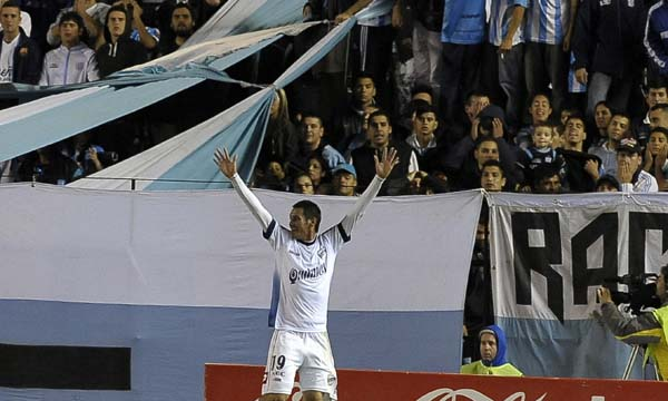 RACING CLUB- QUILMES
