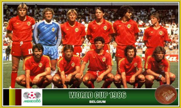 Belgium 1986 2