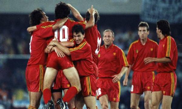 belgica 1990