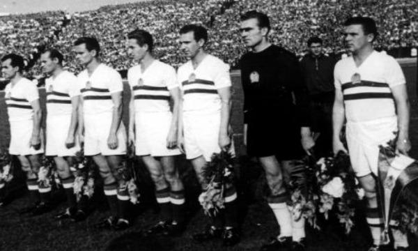 checoslovaquia 1954
