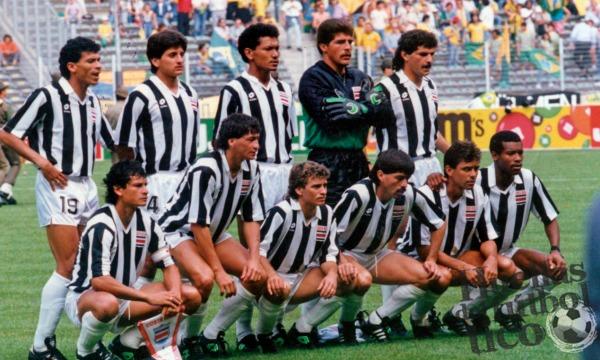 Costa Rica en Italia 90