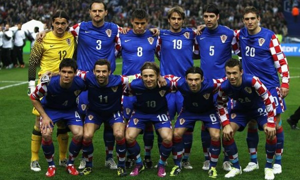 Croatia football team topic