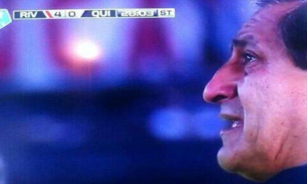 Ramón llorando
