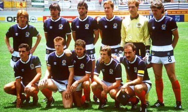 escocia 1986