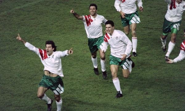 FBL-FRANCE-BULGARIA-WORLD CUP 1994