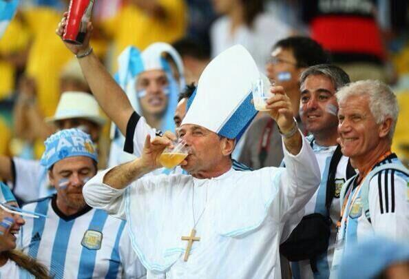 basta del papa