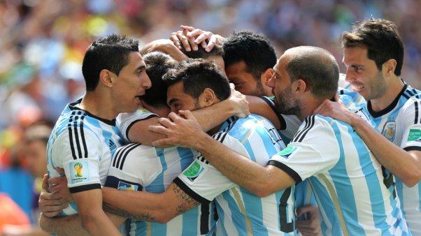 argentina festejo