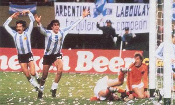 Argentina Holanda 1978
