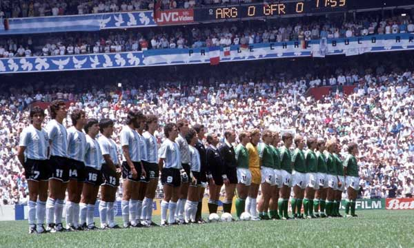 argentina alemania 1986