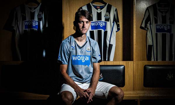 Newcastle United Facundo Ferreyra