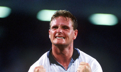 Paul Gascoigne was playing for Spurs the last time they won at Chelsea